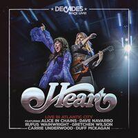 Heart - Live In Atlantic City [LP]