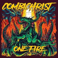 Combichrist - One Fire [Limited Picture Disc / Orange 2LP]