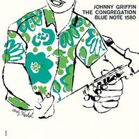 Johnny Griffin - Congregation (Blue Note Best More 1100) [Limited Edition]