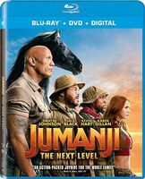Jumanji [Movie] - Jumanji: The Next Level