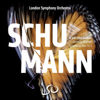 London Symphony Orchestra / John Gardiner Eliot - Schumann: Symphonies Nos.1 & 3; Manfred Overture