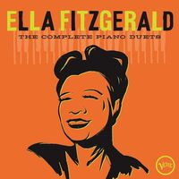 Ella Fitzgerald - The Complete Piano Duets [2CD]