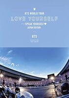 BTS - World Tour 'Love Yourself: Speak Yourself' (Japanese Edition)