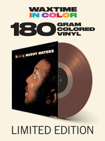 Muddy Waters - Best Of (Brwn) (Bonus Tracks) [Limited Edition] [180 Gram] (Spa)