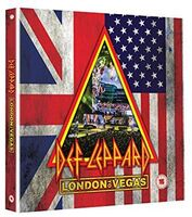 Def Leppard - London to Vegas [Limited Edition Deluxe 2 DVD 4 CD]