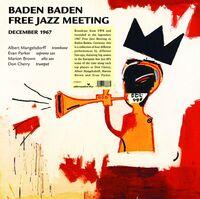 Don Cherry - Baden Baden Free Jazz Meeting December 1967