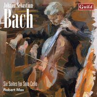 J Bach S / Max - Ix Suites for Solo Cello