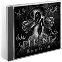 Eleine - Dancing In Hell (Black & White Cover) (Signed/ O-Card)