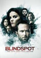 Blindspot: Complete Fifth Season - Blindspot: The Fifth Season (Final Season)