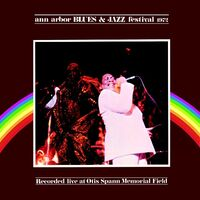 Ann Arbor Blues & Jazz Festival 1972 / Various - Ann Arbor Blues & Jazz Festival 1972 / Various