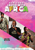 New York Laugh with Africa - New York Laugh With Africa