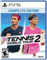 Ps5 Tennis World Tour 2 - Tennis World Tour 2 for PlayStation 5