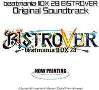 Game Music (Jpn) - Beatmania 2Dx 28 Bistrover (Original Soundtrack)