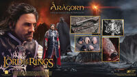 Star Ace Toys - Star Ace Toys - Lord Of The Rings Aragorn 2.0 1/8 Coll Action Figure(Net)