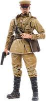 Dark Source Trading - Joy Toy Wwii Soviet Officer 1/18 Scale Figure