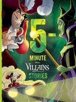 Disney Books - 5 Minute Villains Stories (Hcvr) (Ser)