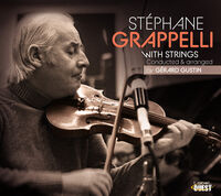 Grappelli Stephane - Grappelli With Strings