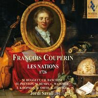 Jordi Savall - Couperin: Les Nations