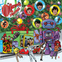 The Monkees - Christmas Party [LP]