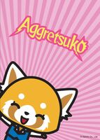 Sanrio - Aggretsuko Reversible Journal