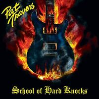 Pat Travers - School Of Hard Knocks (Colv) (Ltd) (Ylw) (Rmst)