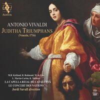 Jordi Savall - Vivaldi: Juditha Triumphans