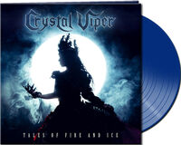Crystal Viper - Tales Of Fire And Ice (Clear Blue Vinyl)