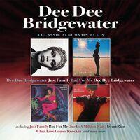 Dee Dee Bridgewater - Dee Dee Bridgewater / Just Family / Bad For Me / Dee Dee Bridgewater