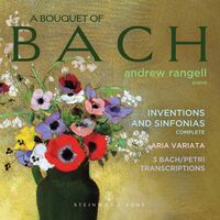 ANDREW RANGELL - Bouquet of Bach