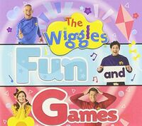 Wiggles - Fun & Games