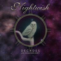 Nightwish - Decades: Live In Buenos Aires (Pink/Black Splatte