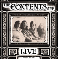Contents Are - Live Davenport Iowa 1968 (Dig)