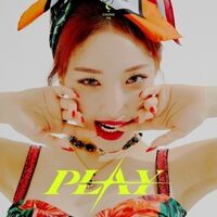 Chungha - Play Stay Tonight (Post) [With Booklet] (Phot) (Asia)