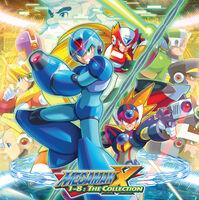 Capcom Sound Team - Mega Man X 1-8: The Collection