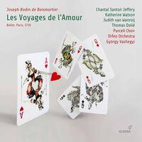 Orfeo Orchestra - Les Voyages De L'amour (2pk)