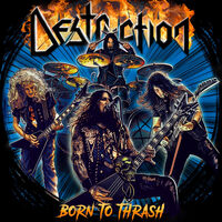 Destruction - Born To Thrash (Live In Germany) (W/Dvd)