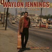 Waylon Jennings / Holly,Buddy - Original Outlaw (Red White & Blue Vinyl) [Reissue]