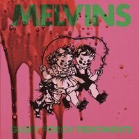 Melvins - Gluey Porch Treatments [Lime Green LP]