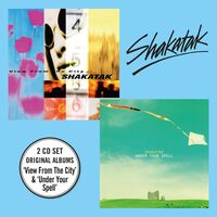 Shakatak - View From The City + Under Your Spell