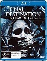 Final Destination: 5 Movie Complete Collection - Final Destination: 5-Film Collection