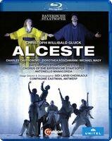 Gluck / Bayerisches Staatsorchester / Manacorda - Alceste