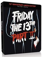 Friday the 13th Part 2 - Friday the 13th, Part 2 (40th Anniversary Limited Edition)