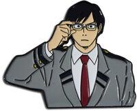 My Hero Academia Iida Enamel Pin - My Hero Academia Iida Enamel Pin (Clcb) (Mult)