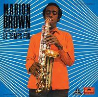 Marion Brown - Le Temps Fou (Aus)