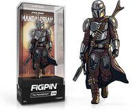 Figpin Star Wars the Mandalorian #508 - Figpin Star Wars The Mandalorian #508 (Clcb) (Pin)