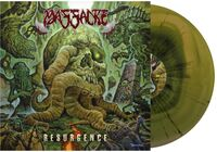 Massacre - Resurgence [Indie Exclusive] (Cyan Mustard Swirl Vinyl) [Colored Vinyl]