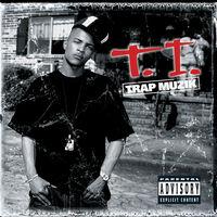 Ti - Trap Muzik (Deluxe Edition) (Blk) (Blue) [Colored Vinyl]