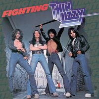 Thin Lizzy - Fighting [LP]