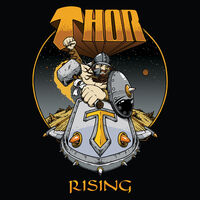 Thor - Rising (Gol) [Limited Edition]