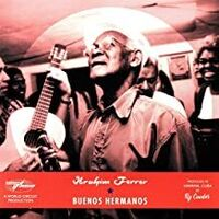 Ibrahim Ferrer - Buenos Hermanos [LP]